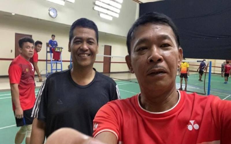 Kadiv Humas Polri, Irjen Argo Yuwono,  dan Kapolrdi Idham Azis di Jakarta, Selasa (1/12/2020). - Istimewa
