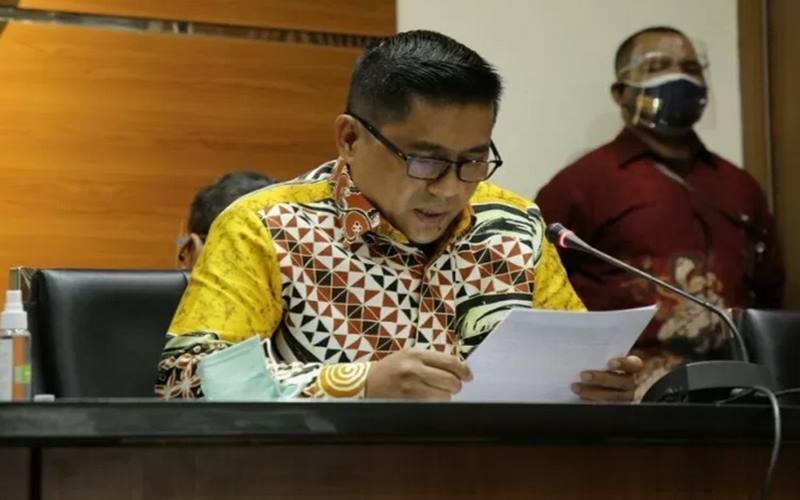Deputi Penindakan KPK Karyoto - Antara