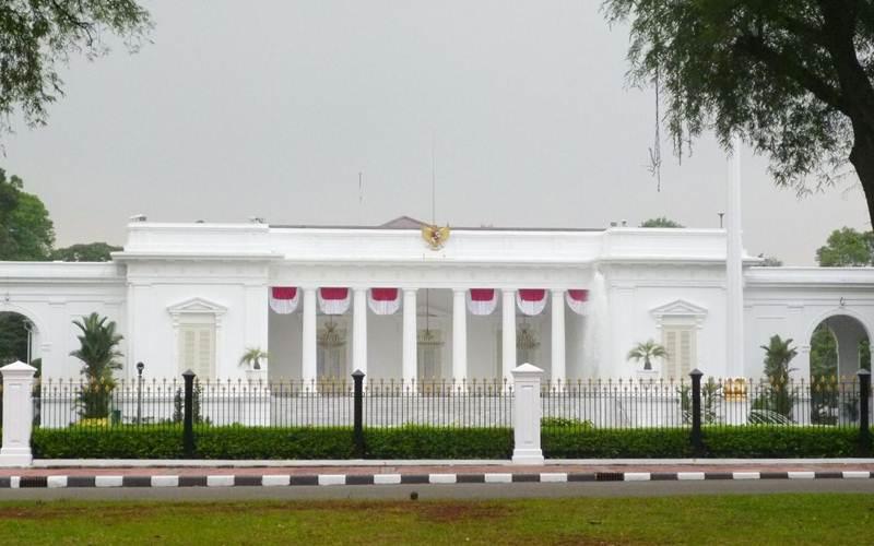 Ilustrasi - Istana Negara - indonesia.go.id