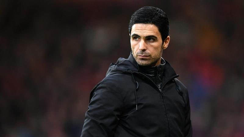 Pelatih Arsenal, Mikel Arteta - Metro