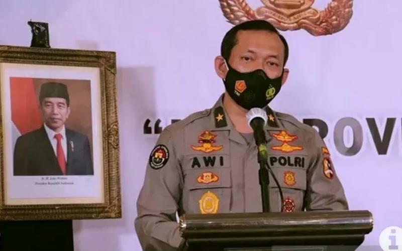 Kepala Biro Penerangan Masyarakat (Karopenmas) Divisi Humas Polri Brigjen Pol Awi Setiyono. - Antara\r\n