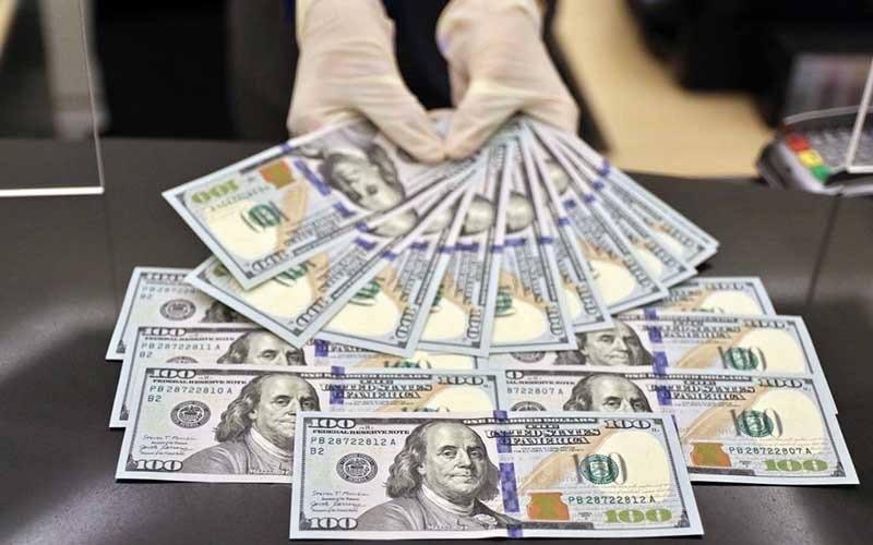 BBCA BBRI Kurs Jual Beli Dolar AS di BCA dan BRI, 4 Desember 2020 - Finansial Bisnis.com