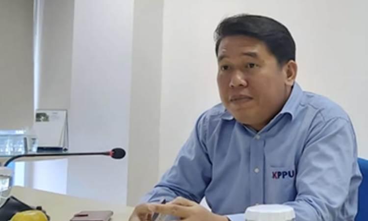 Komisioner sekaligus Juru Bicara KPPU Guntur Saragih - Bisnis/Maria Y. Benyamin