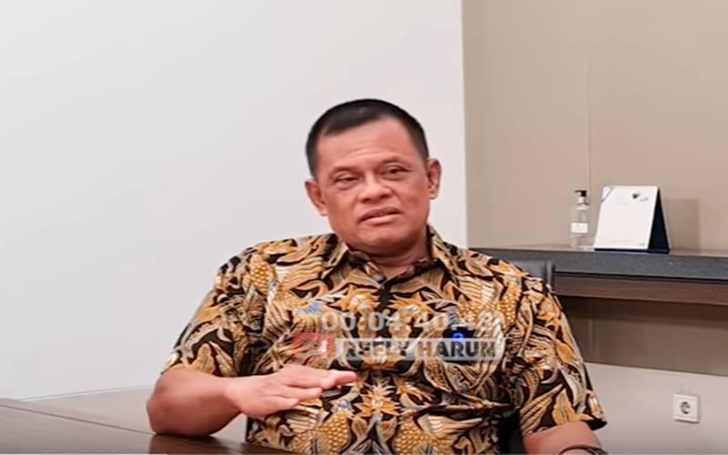 Presidium Koalisi Aksi Menyelamatkan Indonesia (KAMI), Jenderal (Purn) Gatot Nurmantyo . JIBI - Bisnis/Nancy Junita @kanal youtube refly harun
