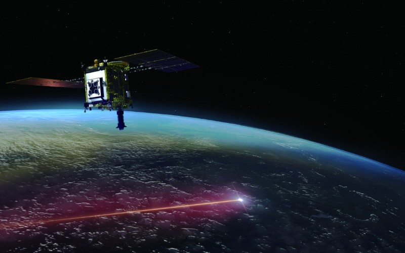 Pesawat ruang angkasa Jepang, Hayabusa 2 / JAXA