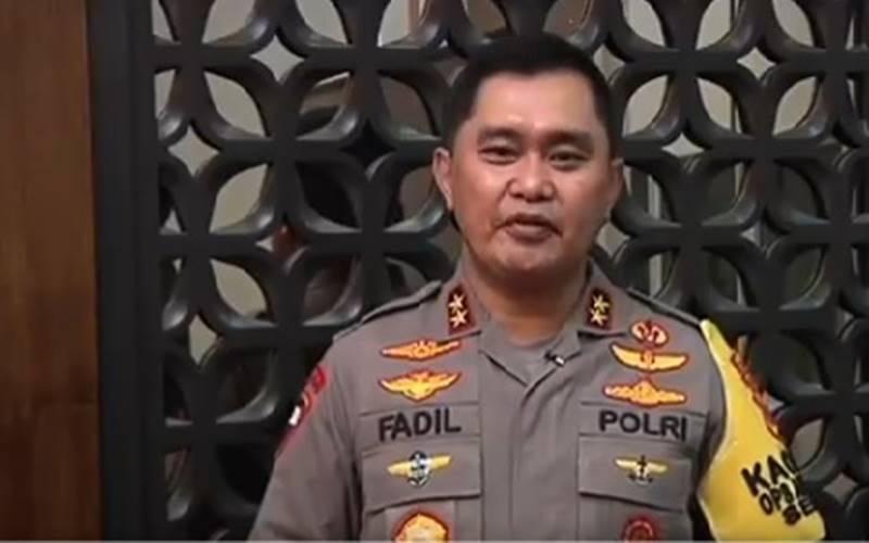 Kapolri Jenderal Pol Idham Azis menunjuk Inspektur Jenderal Fadil Imran sebagai Kapolda Metro Jaya pada Senin (16/11/2020), menggantikan Irjen Pol Nana Sudjana. JIBI - Bisnis/Nancy Junita @humaspoldajatim