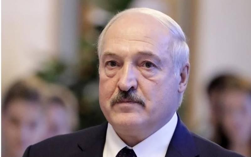 Presiden Belarusia Alexander Lukashenko - Antara