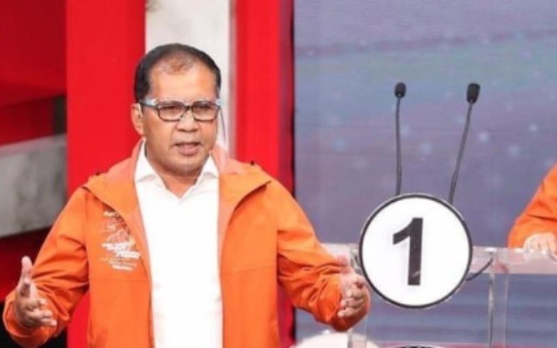Kandidat Walikota Makassar nomor urut satu, Danny Pomanto. / instagram dannypomanto