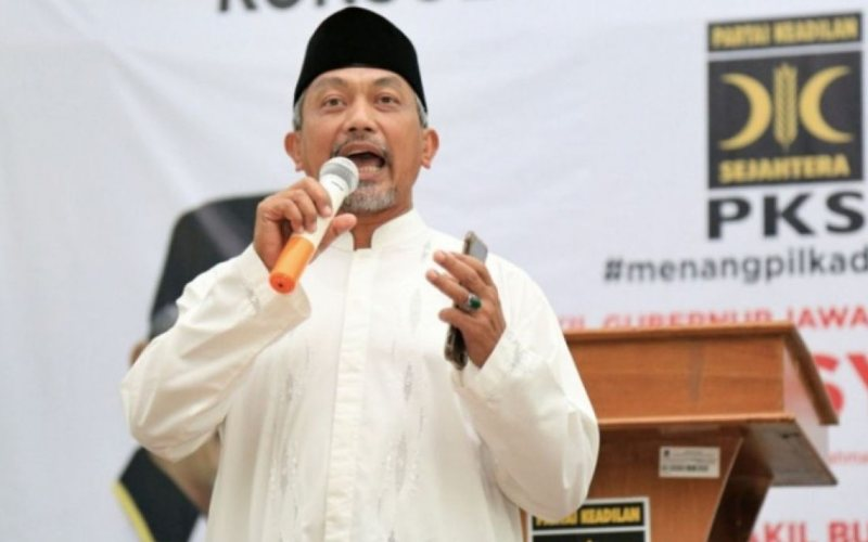 Ahmad Syaikhu Presiden PKS / Istimewa