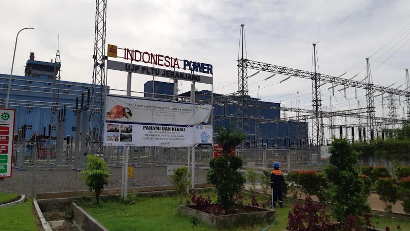 PLTU Jeranjang, Lombok Barat -  Bisnis / David E.Issetiabudi