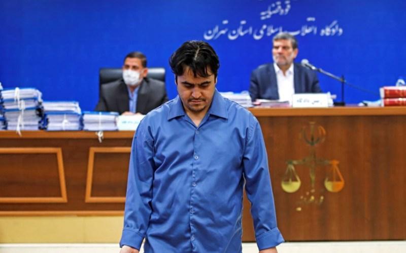Foto jurnalis Iran Ruhollah Zam. Sejumlah lembaga advokasi pers dan kelompok hak azasi manusia mengecam eksekusi mati atas jurnalis tersebut.  - Istimewa.