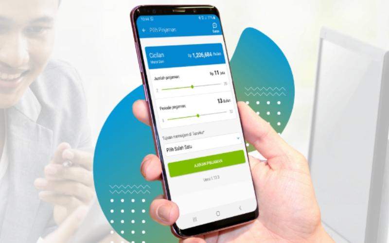 Aplikasi Tunaiku milik Bank Amar/https://amarbank.co.id -