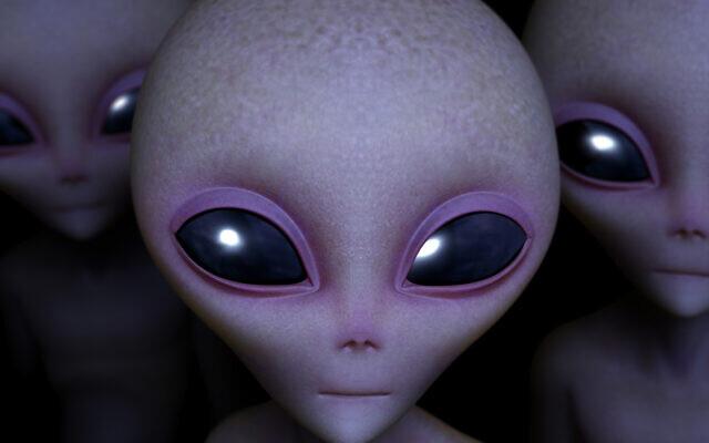 Israel dan Amerika Serikat telah menjalin hubungan sejak lama dengan alien. - timesofisrael