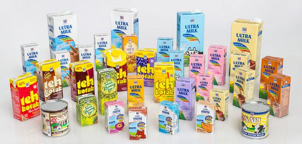 Produk PT Ultrajaya Milk Industry Tbk. - Dok. Ultrajaya