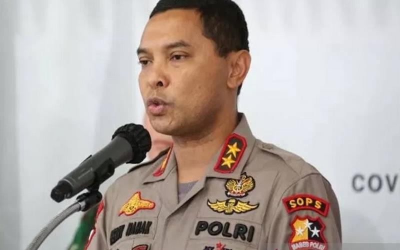 Kapolda Kalimantan Timur (Kaltim) Irjen Polisi Herry Rudolf Nahak. - Antara \r\n