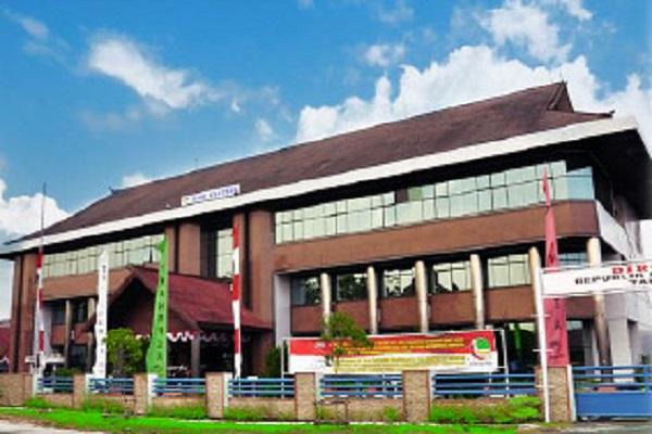Ilustrasi Gedung Bank Kalteng / bankkalteng.co.id