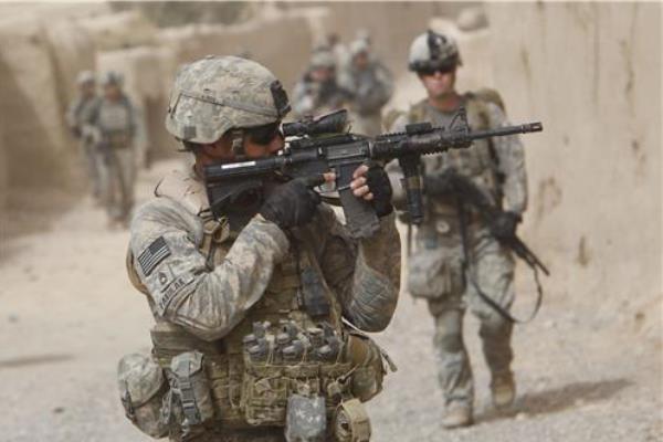 Militer AS mengembangkan teknologi telepati untuk membaca pikiran tentara di medan perang - Reuters/Oleg Popov
