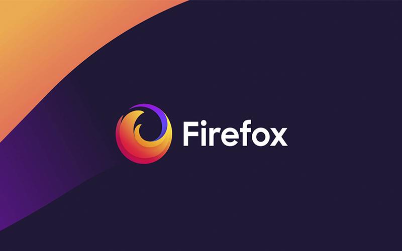 Tangkapan layar Mozilla Firefox