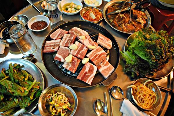 Makanan Korea - Istimewa