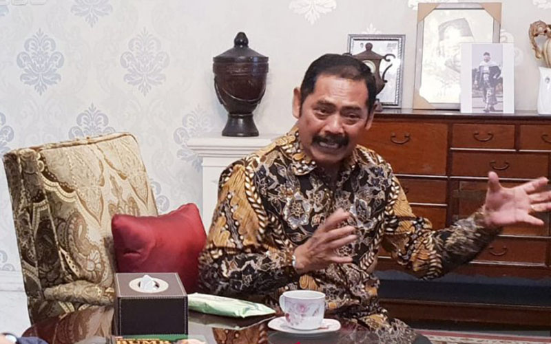 Wali Kota Surakarta FX Hadi Rudyatmo - Antara