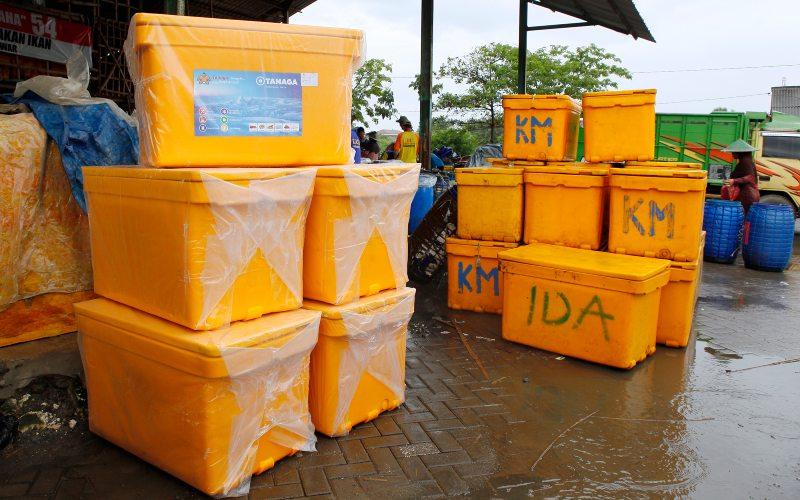 Cool Box, salah satu produk utama Harmony Pilar Sentosa. Pabrikan ini berdiri sejak 2015.  - TANAGA