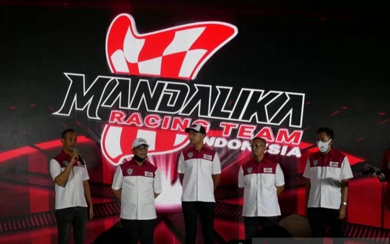 Mandalika Racing Team Indonesia (MRTI) Resmi Diluncurkan - Antara