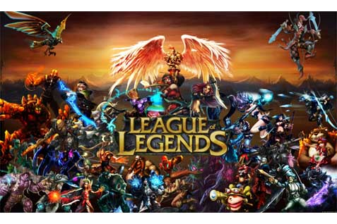 League of Legends - socwall.com