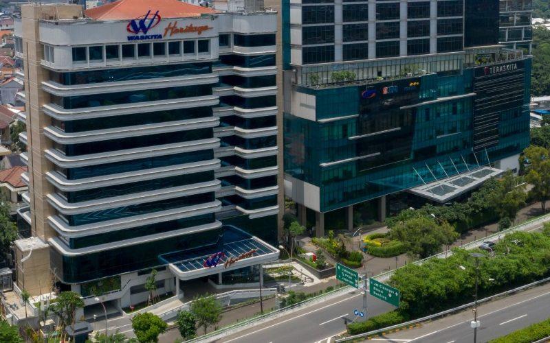 Gedung Waskita Heritage. Gedung ini merupakan kantor pusat PT Waskita Karya (Persero) Tbk, terletak di Jalan M.T Haryono, Jakarta. - istimewa