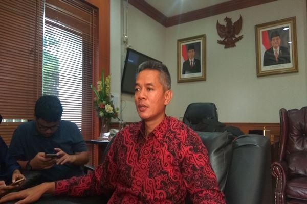 Komisioner KPU Wahyu Setiawan. - JIBI/Jaffry Prabu Prakoso
