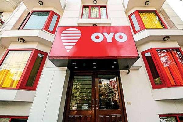 Hotel OYO. - ilustrasi