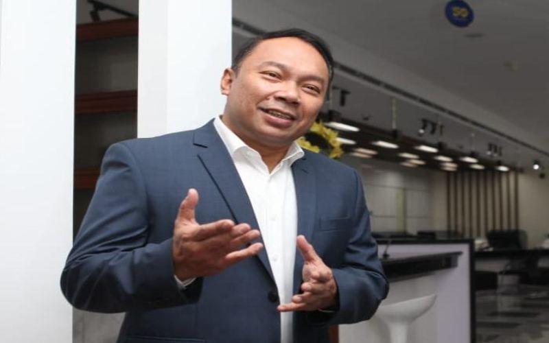 Dirut PT Bank Bukopin Tbk. Rivan A Purwantono - Bisnis/istimewa