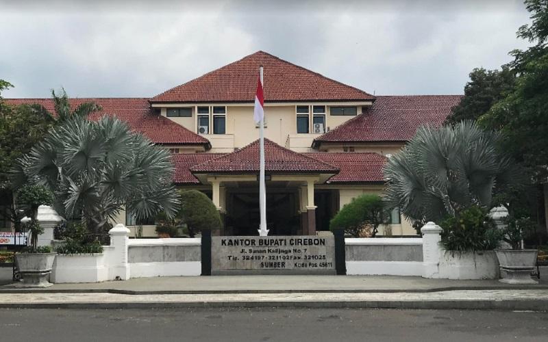 Kompleks kantor Bupati Cirebon - Bisnis/Hakim Baihaqi