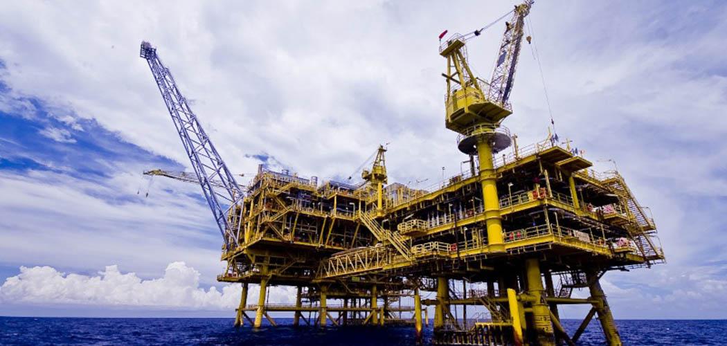 Penampakan proyek pengembangan Lapangan gas Buntal-5 oleh Medco E&P Natuna Ltd. - Dok. SKK Migas