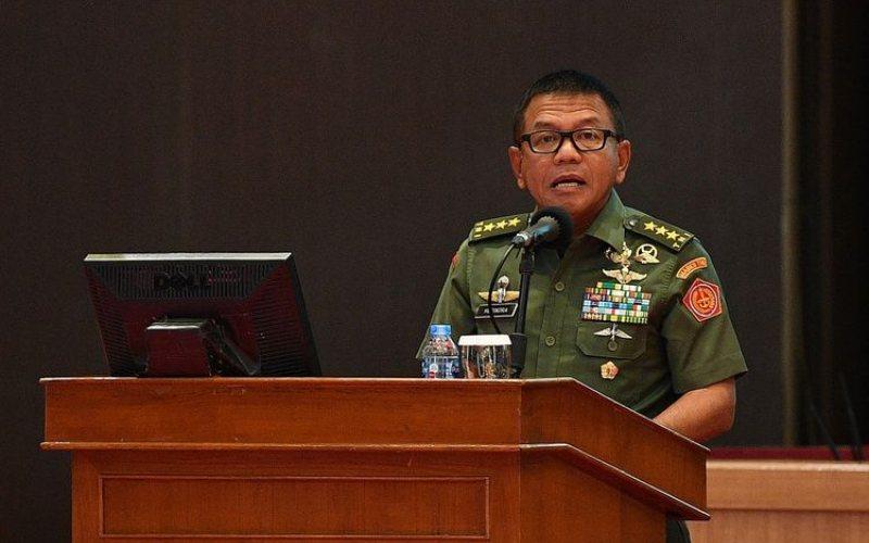Letjen TNI M. Herindra / Istimewa