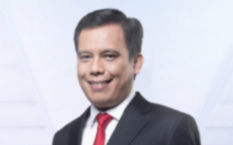 Direktur Finance, Treasury and Strategy BTN Nixon L. Napitupulu - btn.co.id