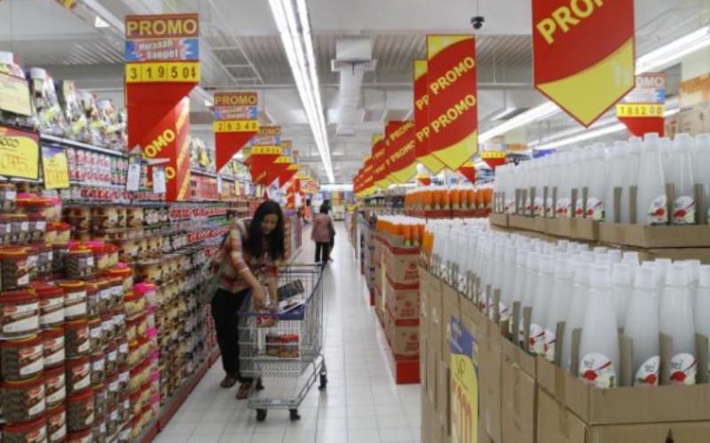 Ilustrasi pusat perbelanjaan. Pelanggaran yang mendominasi pada tahun ini adalah produk kedaluwarsa.  - Bisnis.com