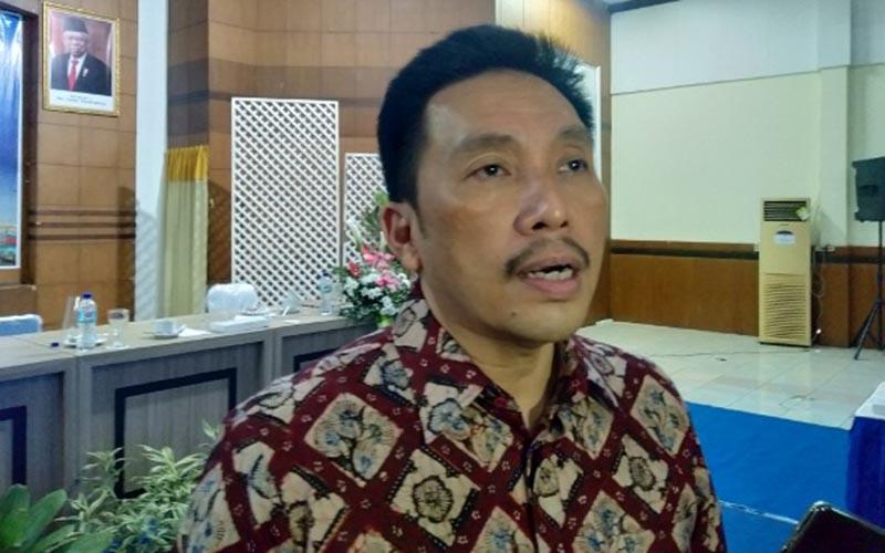 Direktur Utama PT Kawasan Industri Terpadu Batang Galih Saksono./Antara - Alif Nazzala Rizqi