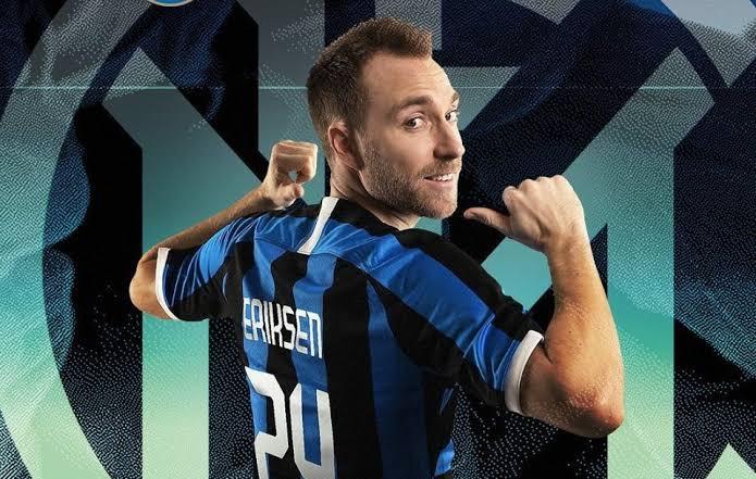 Pemain Inter Milan, Christian Eriksen