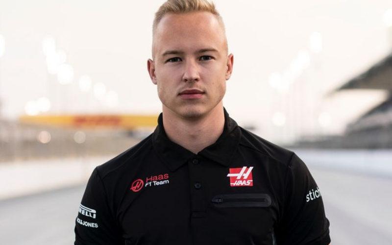 Nikita Mazepin - Skysports