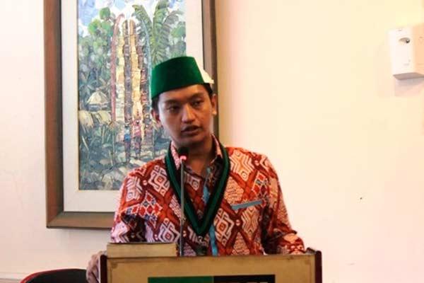 Arief Rosyid Hasan.  - pbhmi