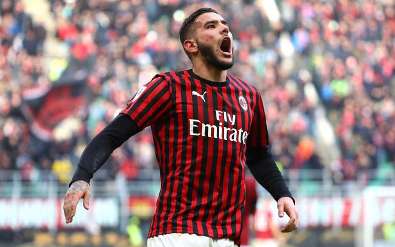 Bek AC Milan Theo Hernandez - Sempre Milan