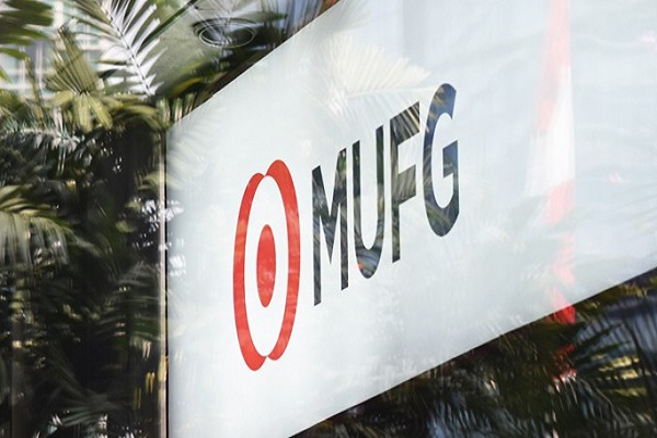 Logo MUFG. - Istime4a
