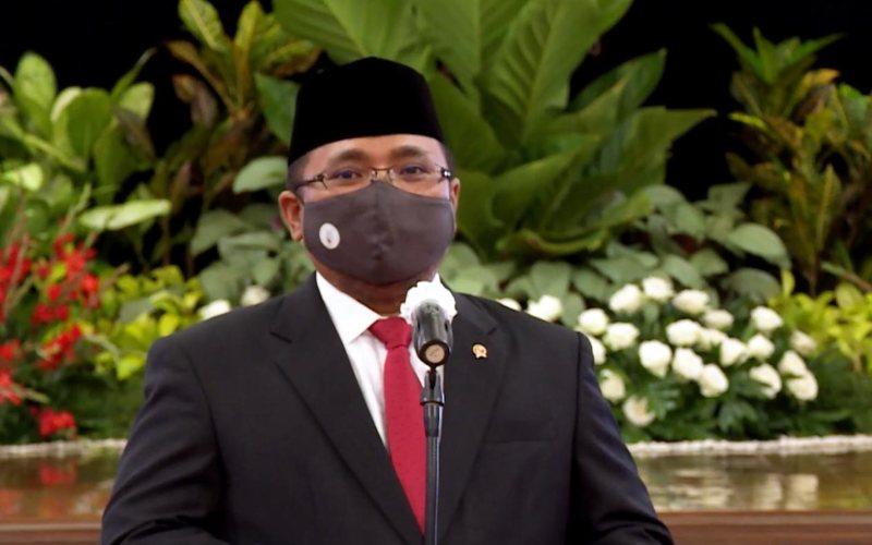 Menteri Agama Yaqut Cholil Qoumas. - Dok. Setpres RI