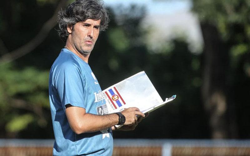 Pelatih kepala Bali United Stefano Cugurra alias Teco - BaliUtd.com