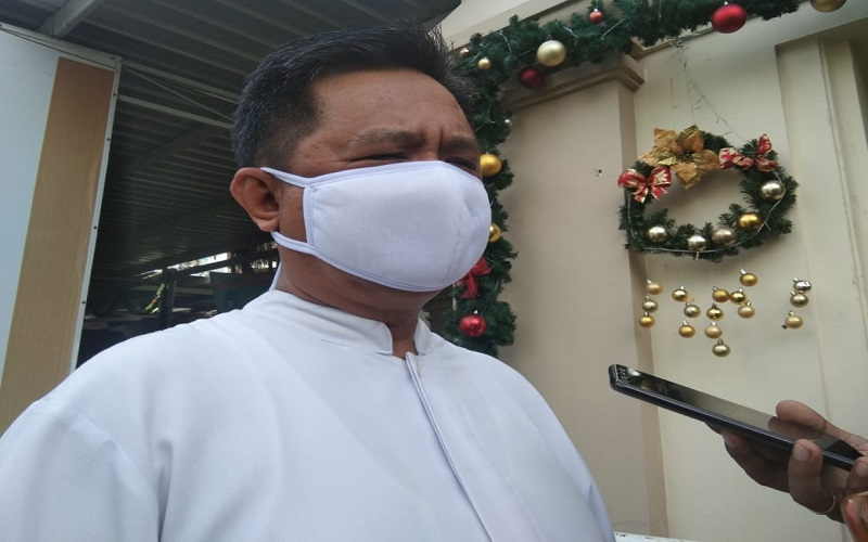 Pastor Gereja Katedral Makassar, Wilhemus Tula - Wahyu Susanto