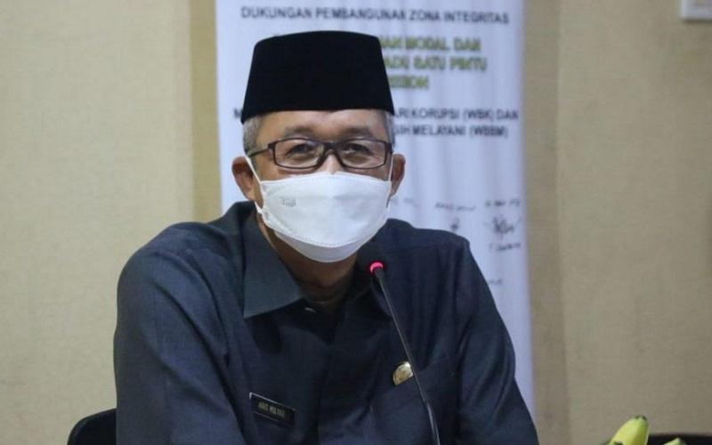 Sekretaris Daerah Kota Cirebon, Agus Mulyadi.