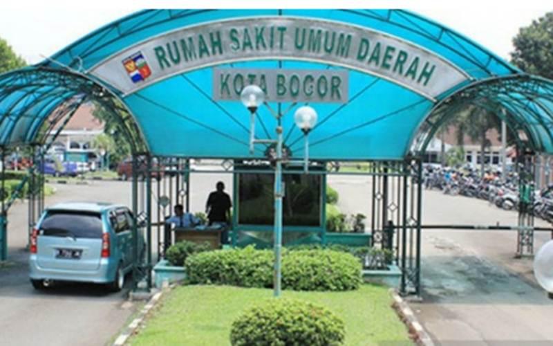 RSUD Kota Bogor yang menjadi rumah sakit rujukan Covid-19./Antara - HO/Pemkot Bogor