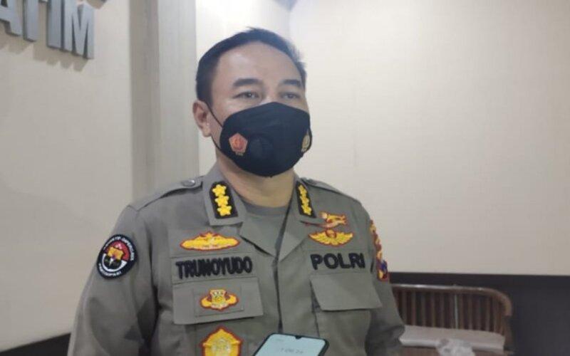 Kabid Humas Polda Jatim Kombes Pol Trunoyudo Wisnu Andiko. - Antara