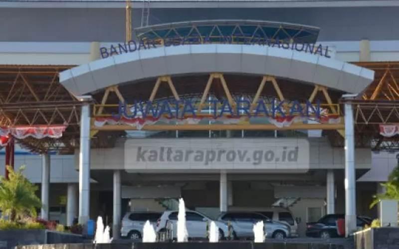 Bandara Juwata, Tarakan - Antara / dok Humas