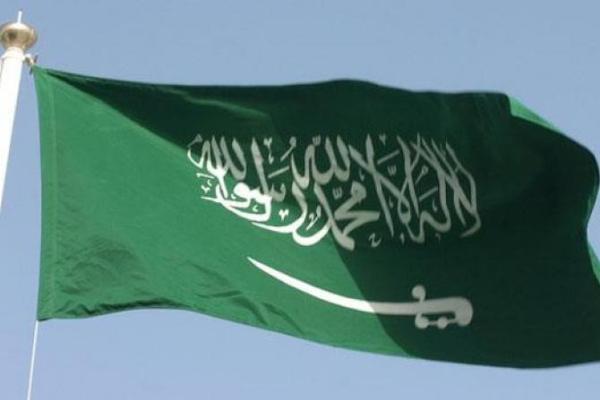 Bendera Kerajaan Arab Saudi - Reuters